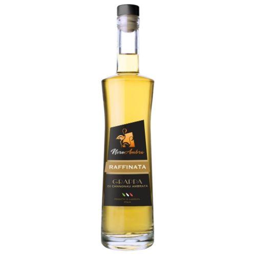 Grappa di Cannonau Ambrata - Raffinata